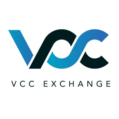 VCC Exchange logo