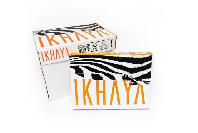 Mondi Ikhaya, A4, White, 80g/m²