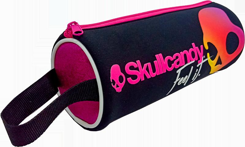 Skullcandy Girls - Barrel Pencil Case 25cm