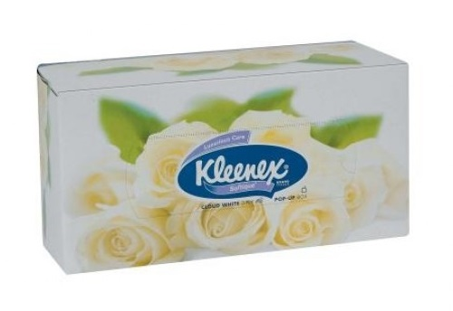 Tissues White 100'S