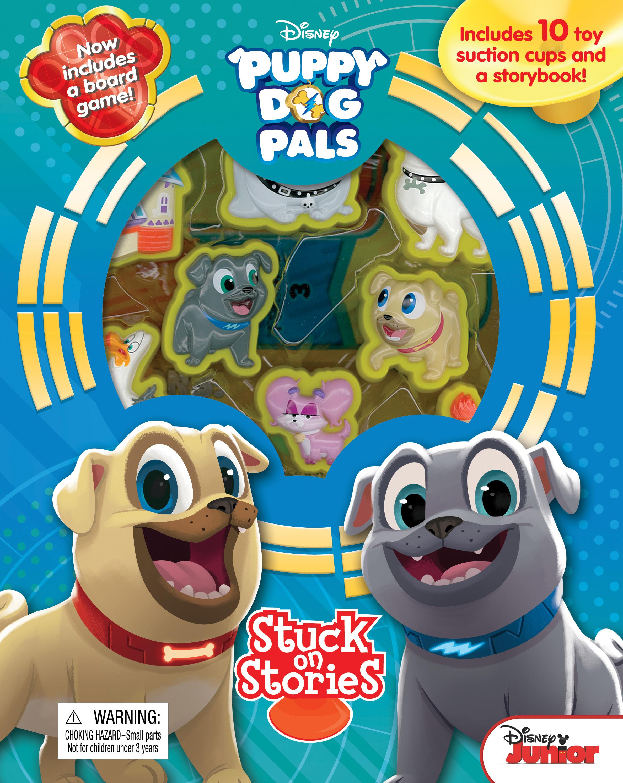 Disney Puppy Dog Pals - Stuck On Stories