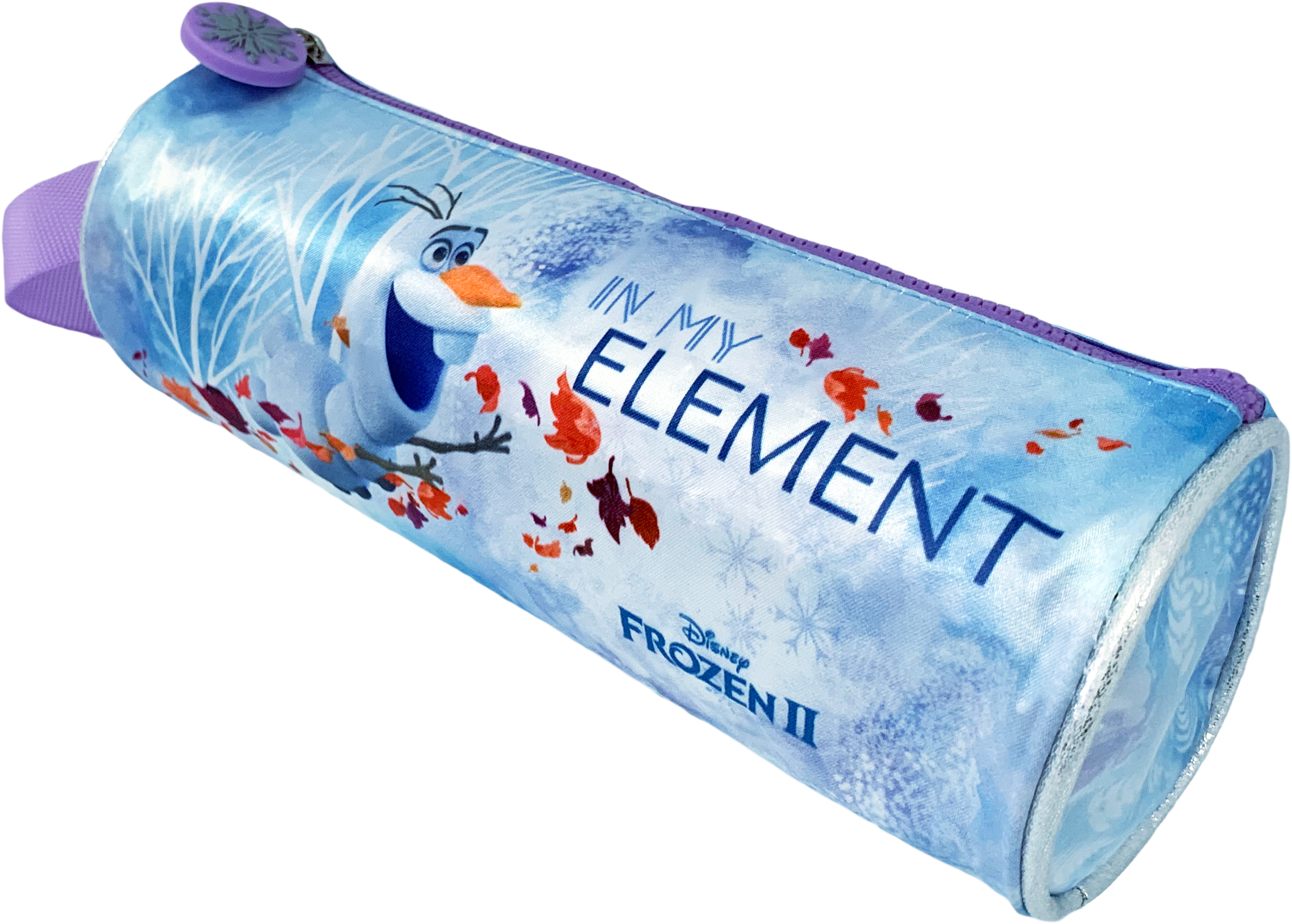Frozen - Barrel Pencil Case 25cm