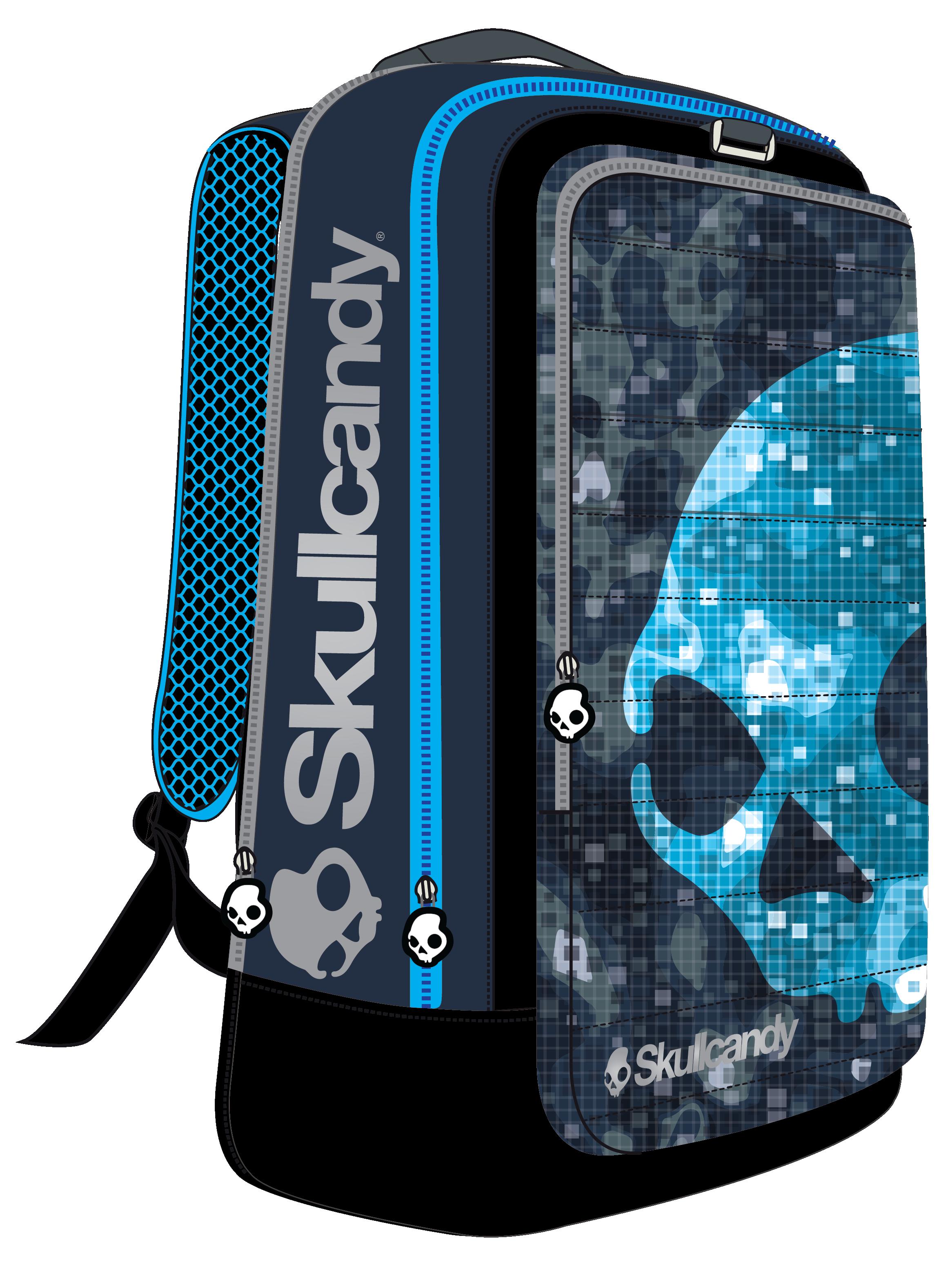 Skullcandy Square Backpack - Pixel