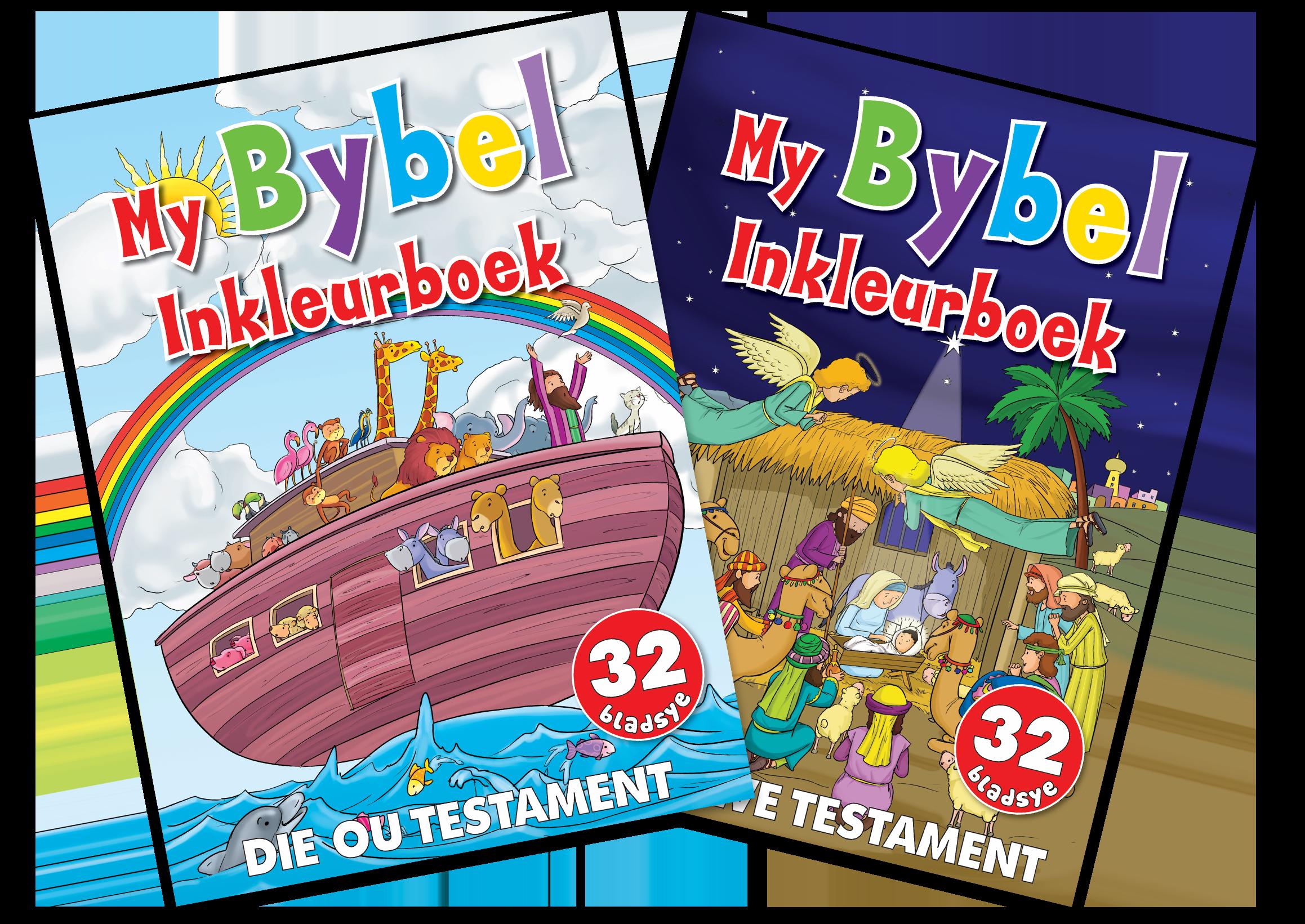 Gemeng - My Bybel Inkleurboeke