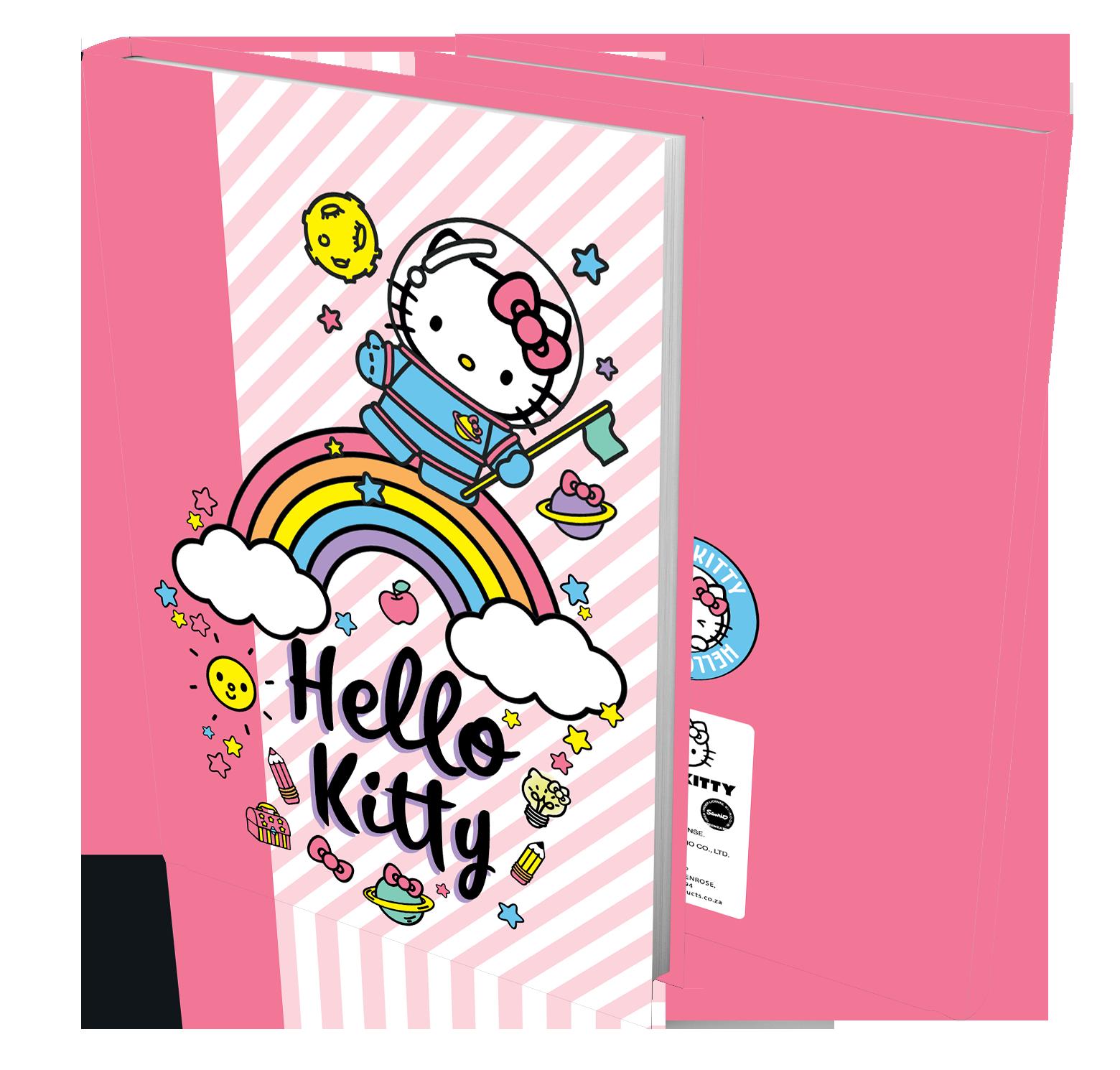 Hello Kitty - A4 Precut Book Cover - 5 Pack
