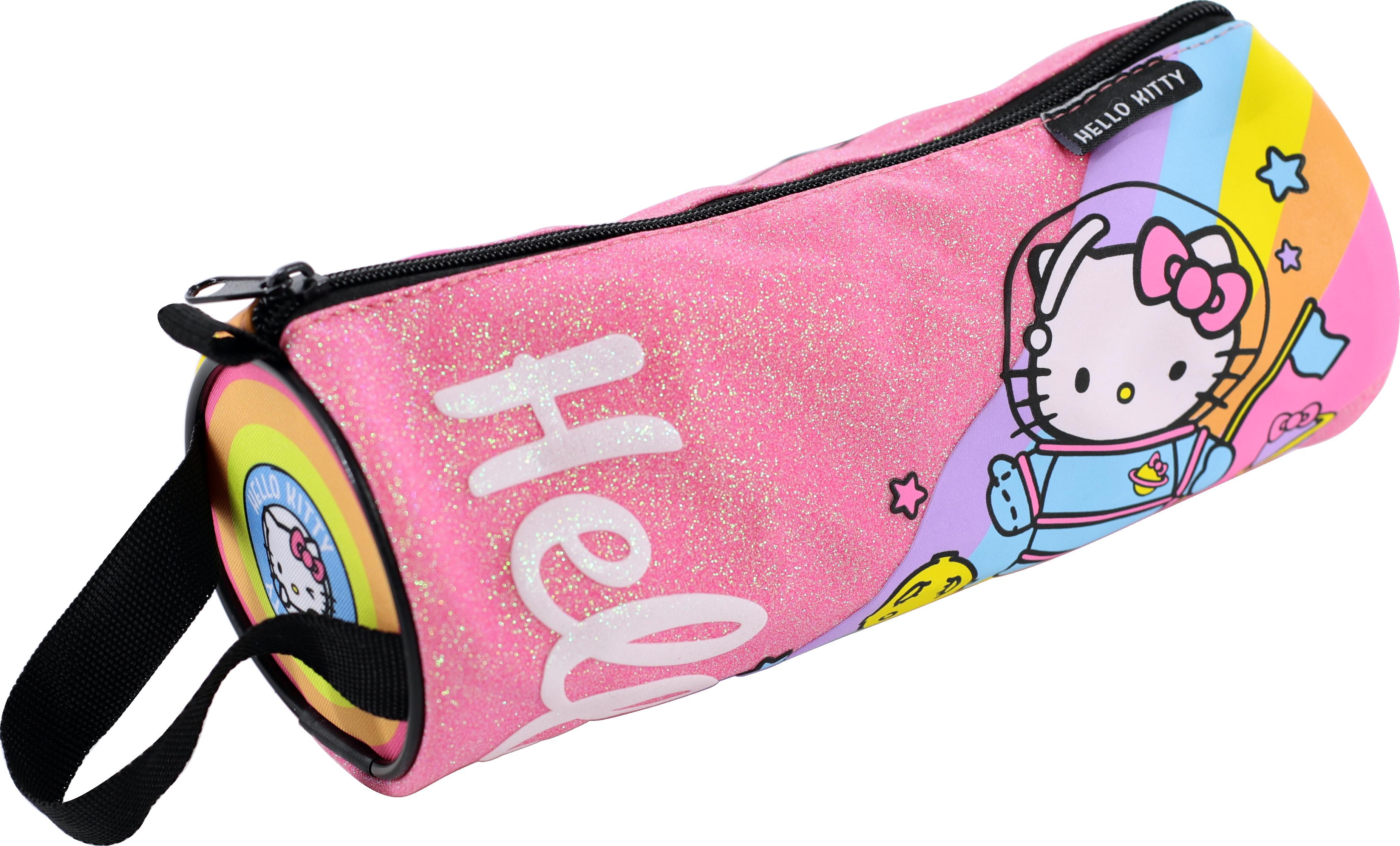 Hello Kitty - Barrel Pencil Case 25cm