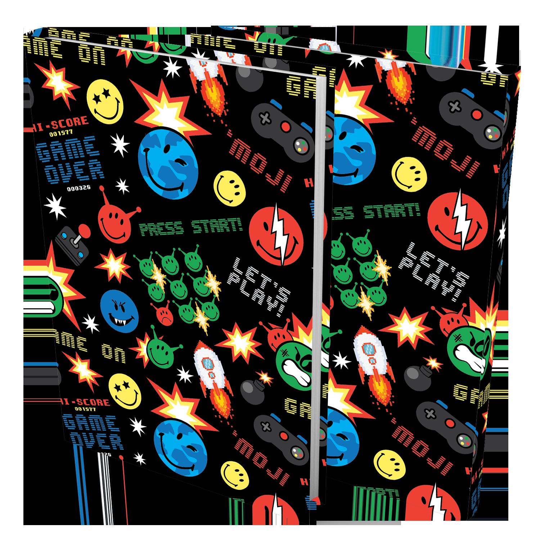 Moji - A4 Precut Book Cover - 5 pack