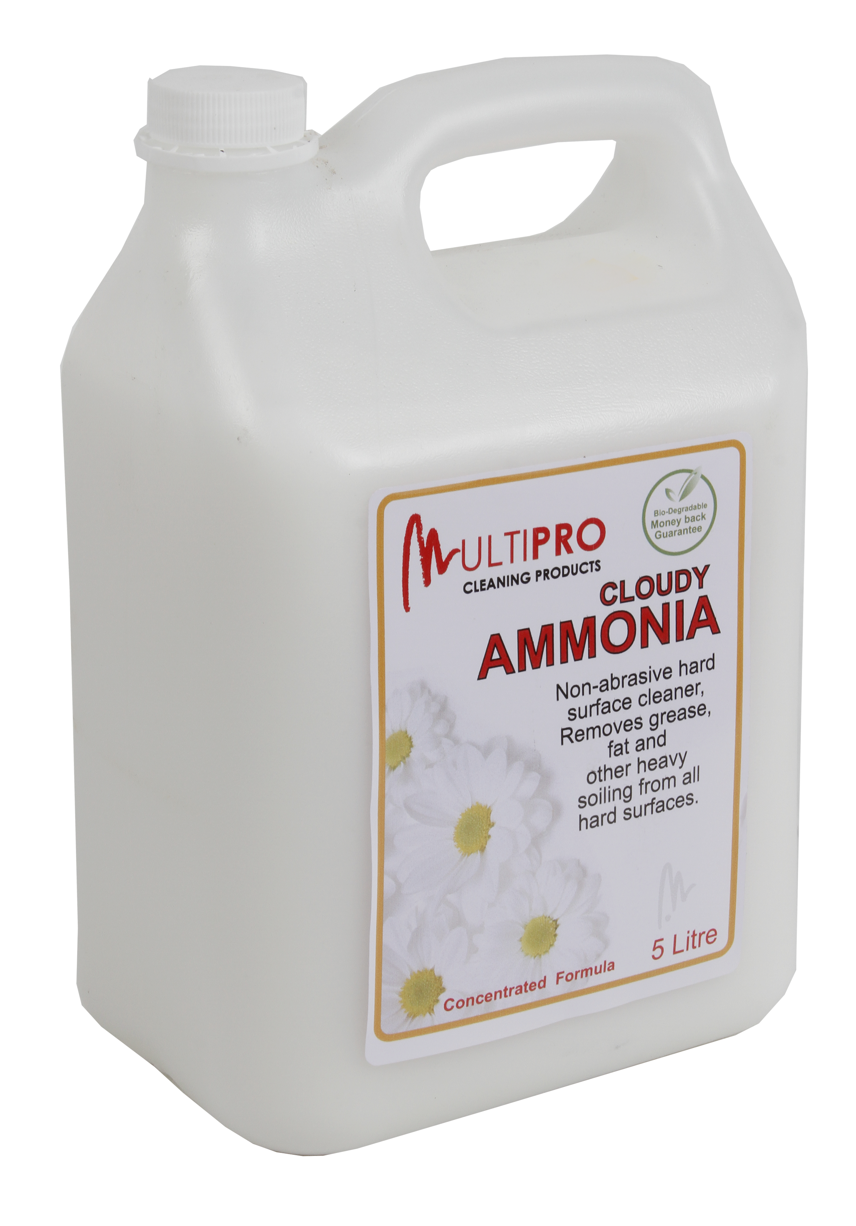 MULTIPRO CLOUDY AMMONIA 5L