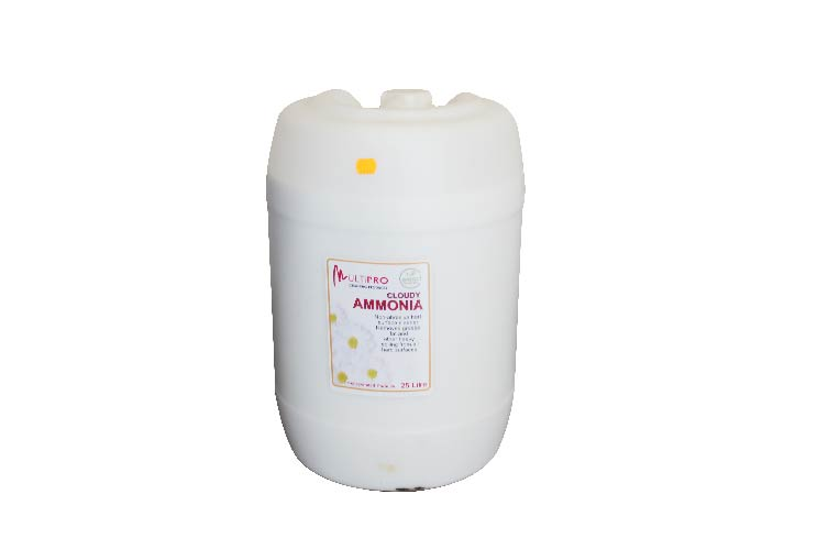MULTIPRO CLOUDY AMMONIA 25L