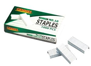 K100 No.10 Staples(1000 Sheet Capacity)