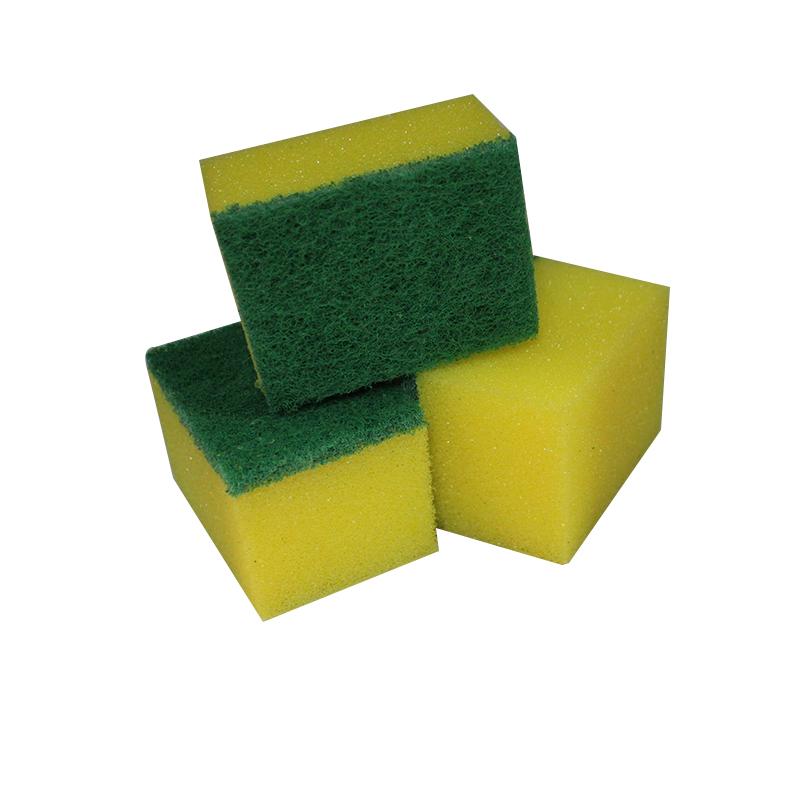 Foam Sponge - Pack 3
