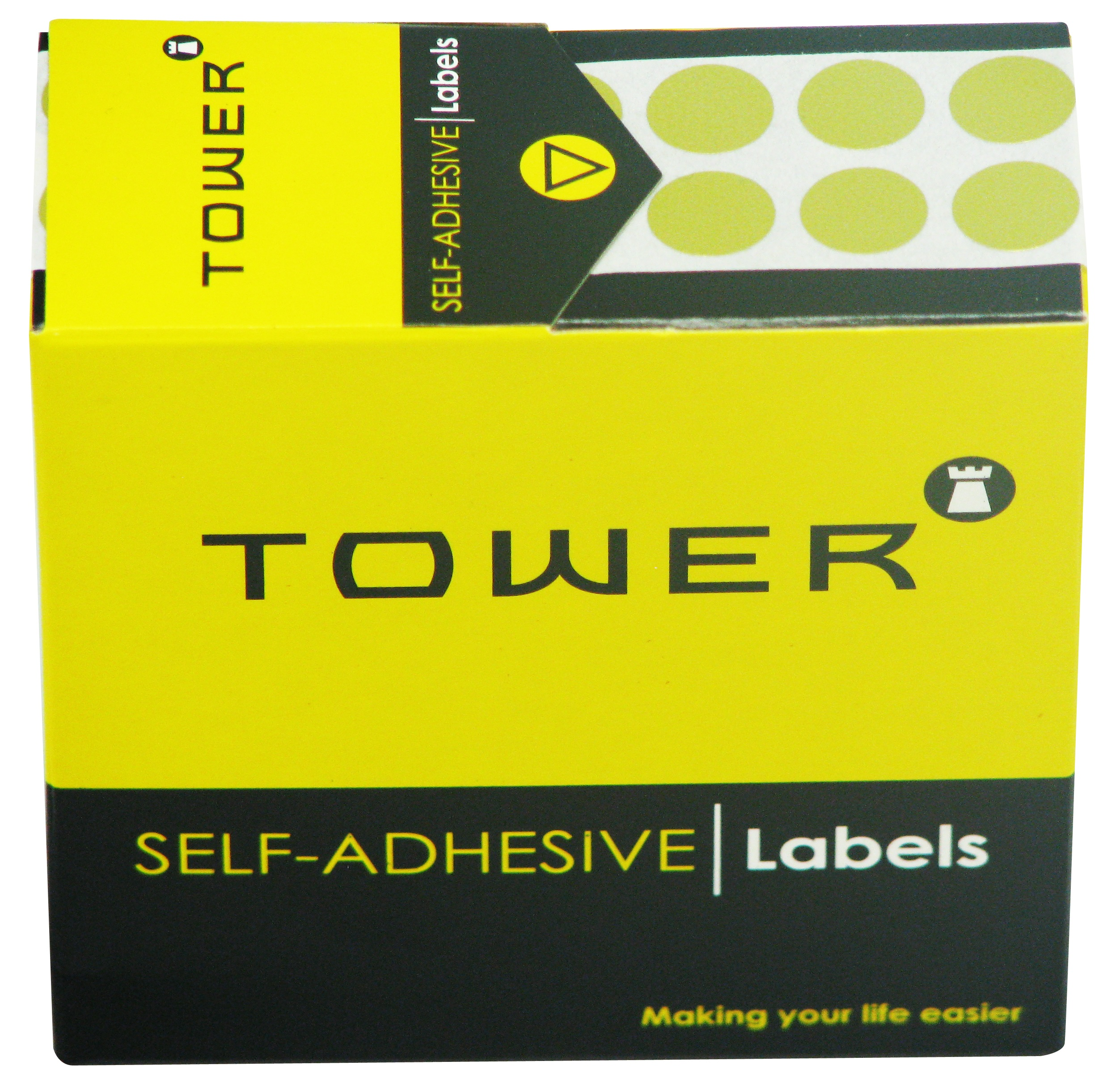 Tower C13 Label Gold