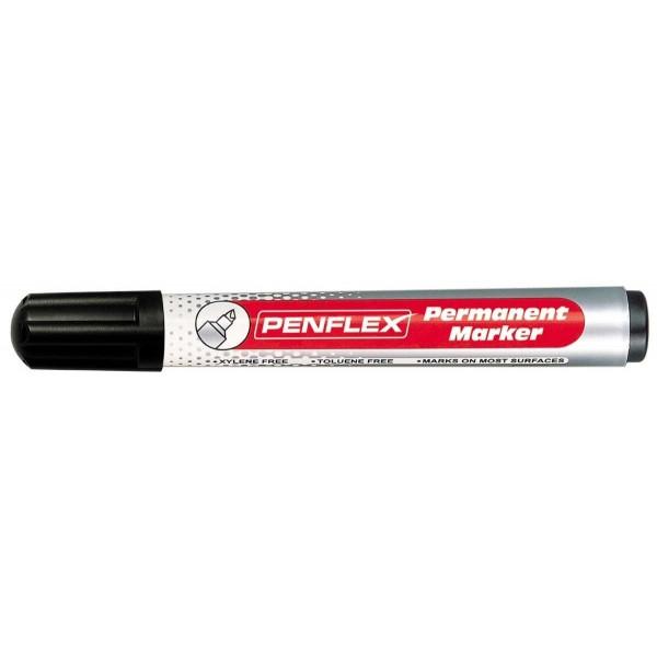 Penflex PM15 Perm.Chisel Black Marker
