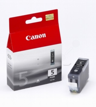 Canon PG5 Black Ink Cartridge
