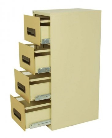 Blue Pointer Filing Cabinet 4 Drawer Steel( Delivery to main centres only)