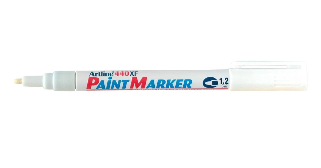Artline EK440 Paint Marker White