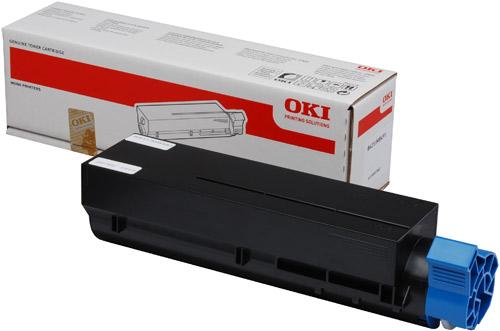 Oki 01-09-8340 C810-C830 Black Toner