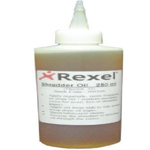 Rexel Shredder Oil 250ml