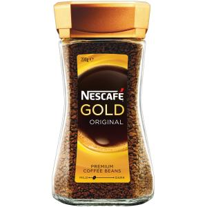 Coffee Inst Gold Nescafe 200G Jar