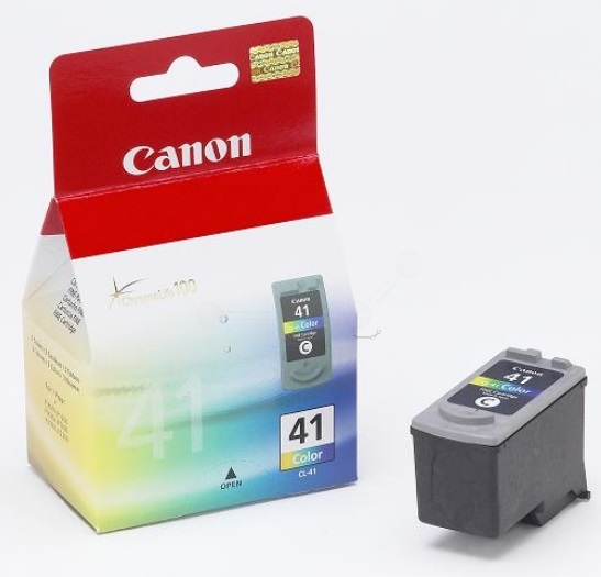Canon Ink Cartridge Cl-41 Colour