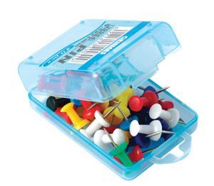 Genmes Push Pin Assorted -40