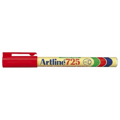Artline EK725 Red Marker