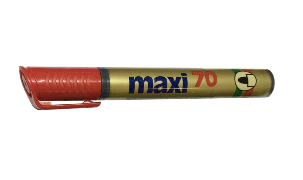 Maxi 70 Bullet Tip Red