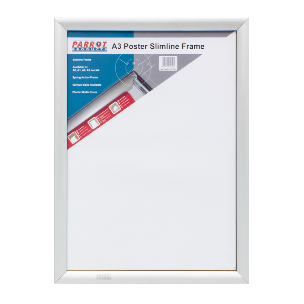 POSTER FRAME A3 450X330MM SINGLE MITRED ECONO