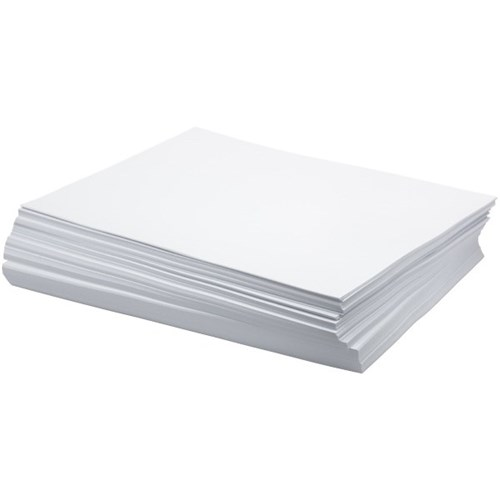 A1 White Paper 80gsm (100 Sheets) - non returnable product