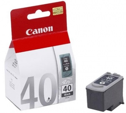 Canon PG40 Black Ink Cartridge