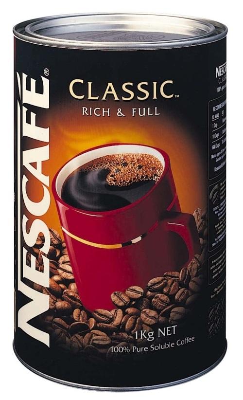 Nescafe Classic Coffee 1Kg