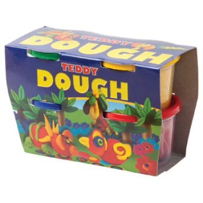 Dala Play Dough Pack of 4