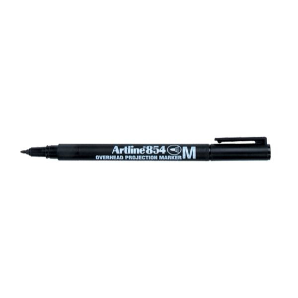 Artline OHP Perm Medium Black