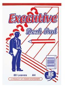 Executive Desk Pad 80PG
