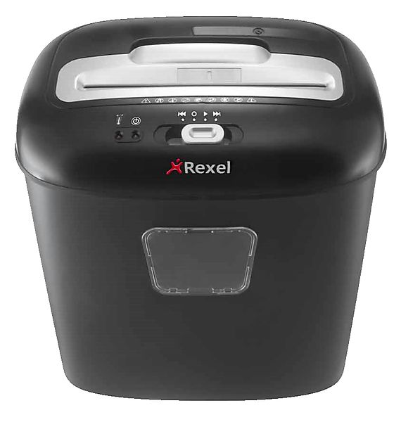 Rexel Duo Cross Cut + CD Shredder