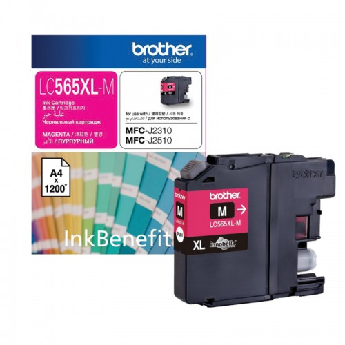 Brother MFCJ3520 High Yield Magenta Ink Cartridge