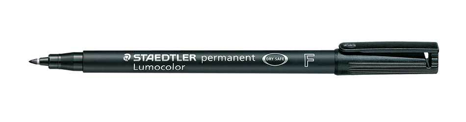 Staedtler L-Color Fine Permanent Black