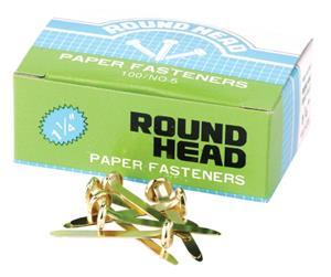 Paper Fastener 75mm No.8