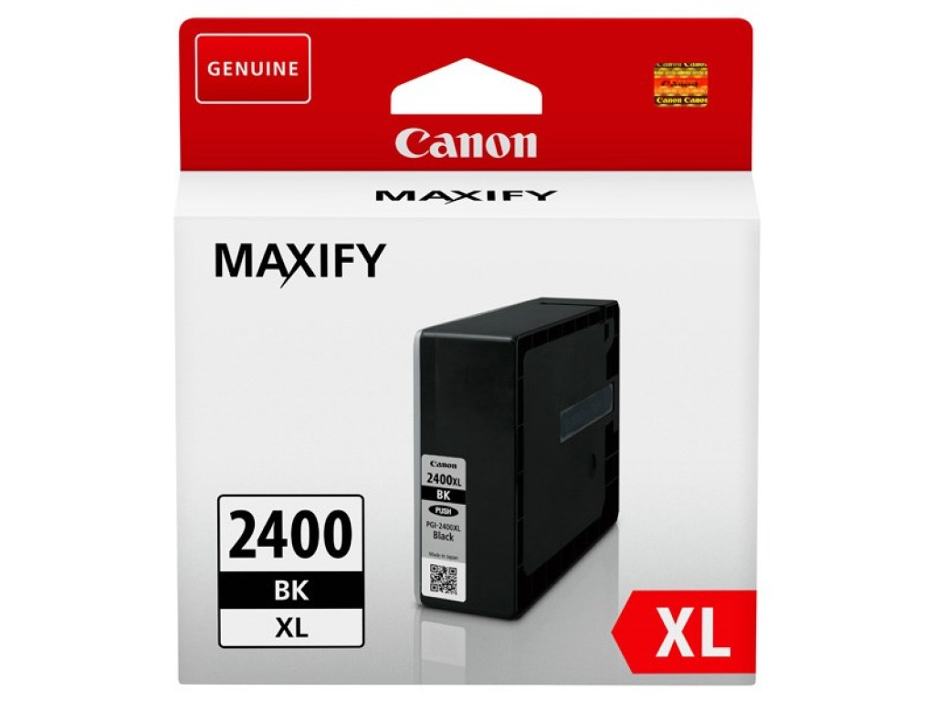 CANON BLACK INK PGI 2400XLBK IB4040 MB5040 MB5340