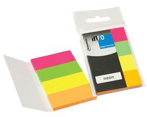 Info Pagemarker 4x50 Sheet Neon