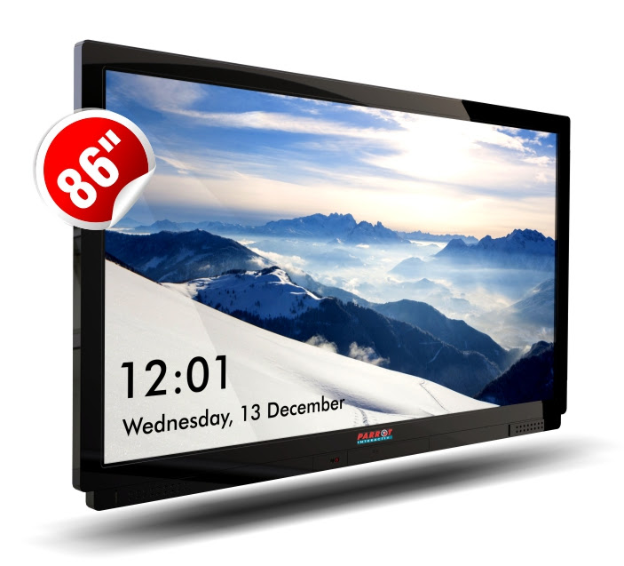 "Interactive Touch LED Panel TWB-UBC86 (86"")"