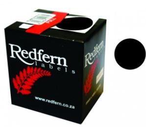 Redfern C19 Label Black