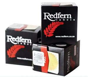 Redfern Notorial Seal N60 Red