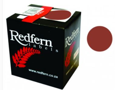 Redfern C19 Label Brown
