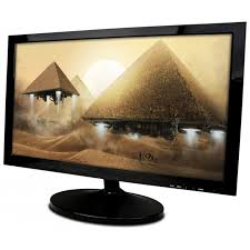 MECER 19.5'' LED MONITOR-BLACK W/ VGA Port (B1 A1B)