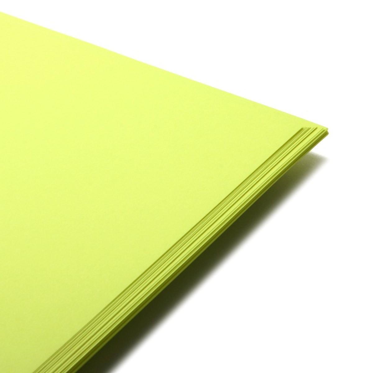 Cascade A3 Yellow Paper 80gsm