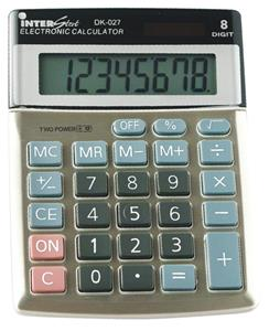DK027 8 Digit Desktop Calculat