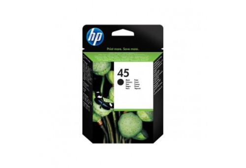 HP Inkjet Crtg 45a Black Large Eur