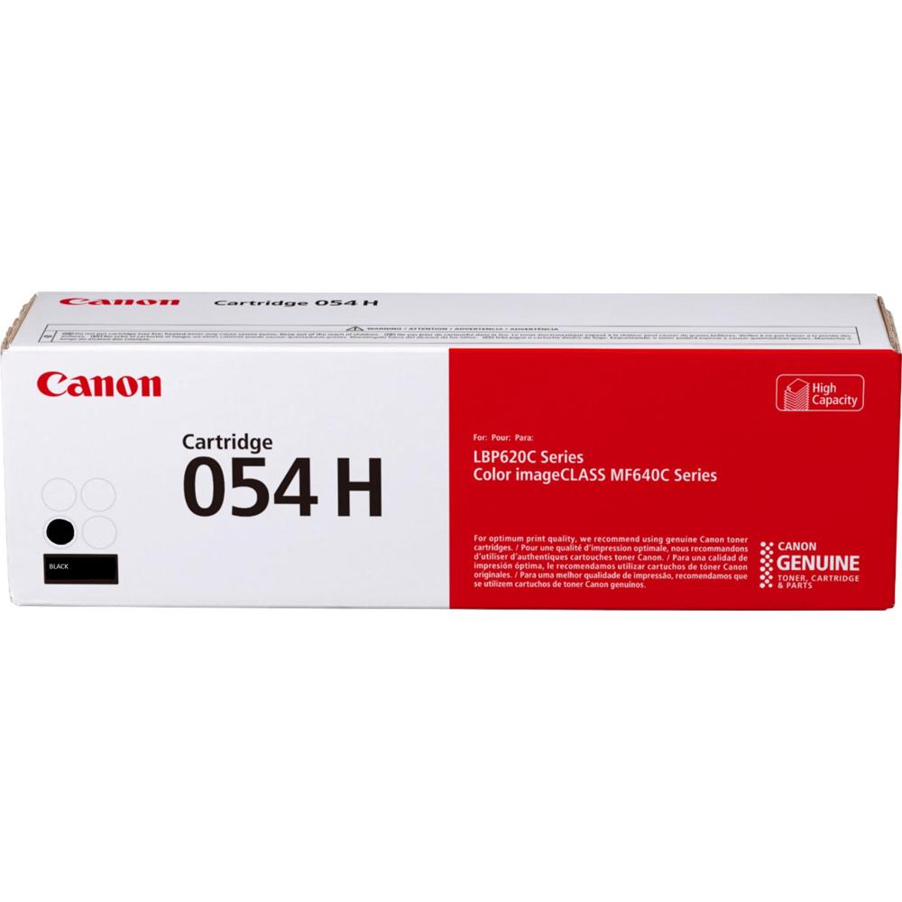 CANON CRG 054 HIGH CAPACITY BLACK 3100pgs