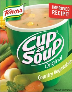 Cup A Soup-Country Veg